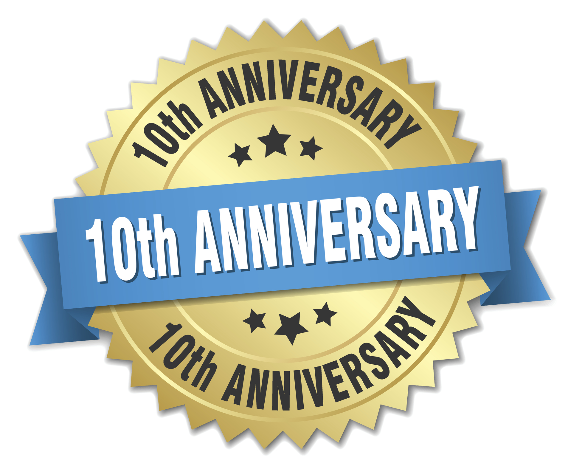 Thank You! 10 Years (and Counting)!