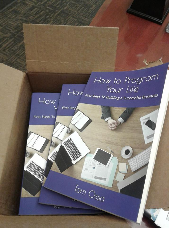 How to Program Your Life - Available on Amazon now for $9.98. 20% of proceeds go to World Vision.